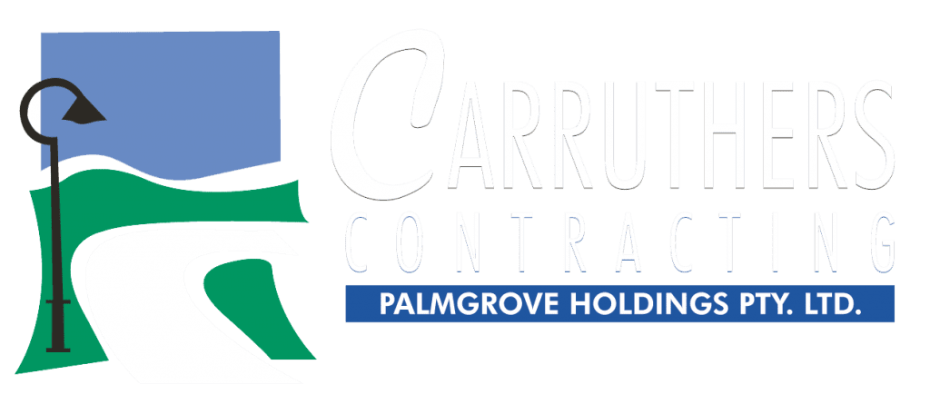Carruthers Civil Contractors Logo Colour