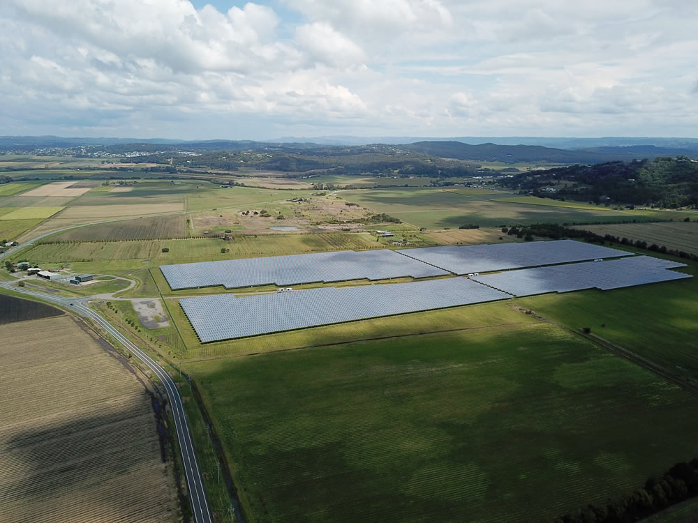 Project Sunshine Coast Solar Farm